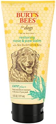 Burt s Bees for Dogs Care Plus Sea Buckthorn Kelp Shampoo, Spray, Restoring Nose Paw Lotion Lotion Heals Moisturizes Dry Dog Noses and Paw Pads