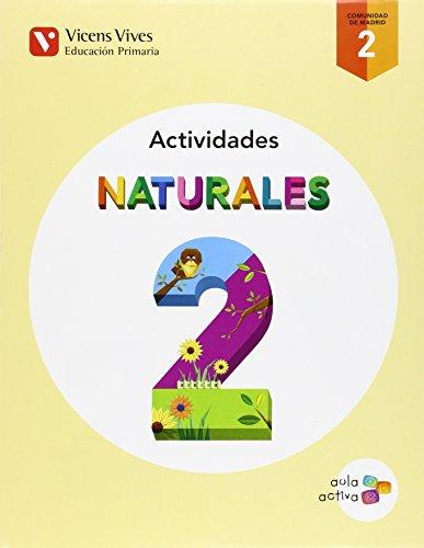 Descargar Libro Ep 2 - Naturales Cuad. - Aula Activa Aa.vv.