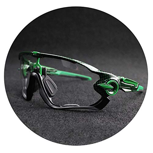 Flower falling Cycling Glasses photochromic Road Bike Sunglasses 2019 Sport Eyewear MTB Riding Running Bicycle Goggles (Best Road Bike Glasses 2019)