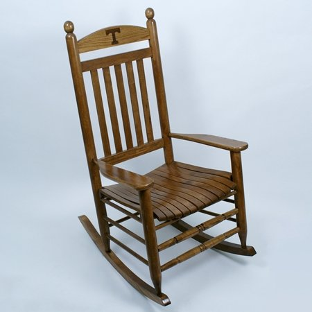 Prime Amazon Com Tennessee Volunteers Rocking Chair Maple Dailytribune Chair Design For Home Dailytribuneorg