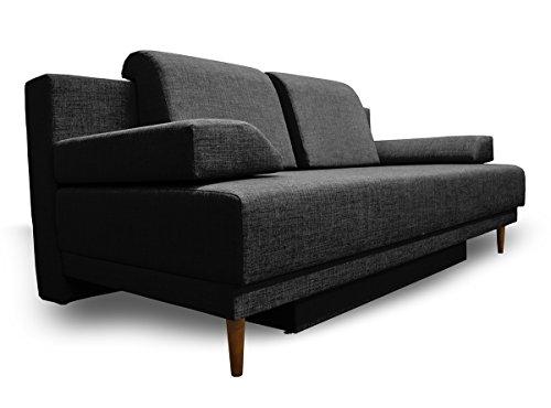 Movie Sleeper Sofa | Black