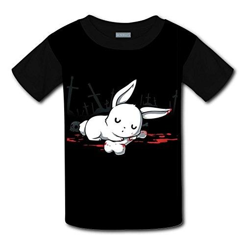 Yangjio Tshirt Killer Rabbit Costume Xl Short Sleeve