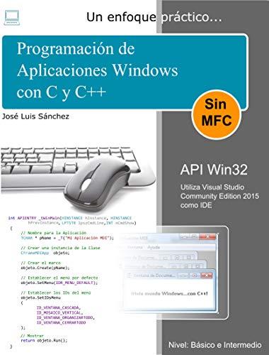 Amazon com: Programación de Aplicacions para Windows con C y