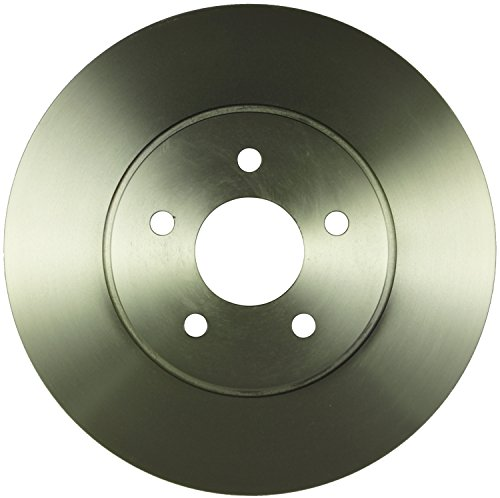 Bosch 31010847 QuietCast Premium Disc Brake Rotor, Front by Bosch