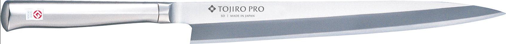 Tojiro-PRO SD Molybdenum Vanadium Steel Yanagi-Sashimi Knife 270mm (F-623)