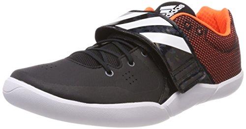 outlet store 66d07 e4a07 adidas Unisex-Erwachsene Adizero DiscusHammer Leichtathletikschuhe Schwarz  (Core Blackftwr White
