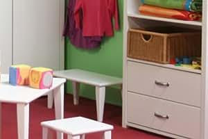 Paloma silla de niños banco moritz blanco