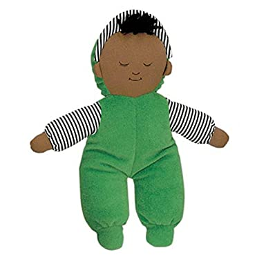 Children's Factory Baby's First Doll - Plush African American Boy Doll