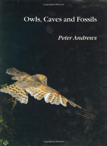 Owls, Caves, and Fossils: Predation, Preservation, and Accumulation of Small Mammal Bones in Caves, With an Analysis of the Pleistocene Cave Faunas ()