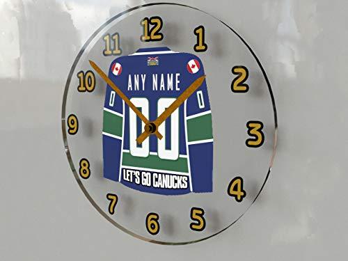 FanPlastic Emmitt Smith 22 Dallas Cowboys Wall Clock National Football League Legends Edition !!