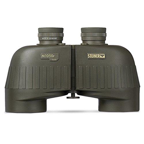 Steiner 536 10x 50mm Military R Binocular, Green