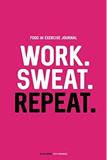 i love my food and exercise journal amazon co uk food journals books