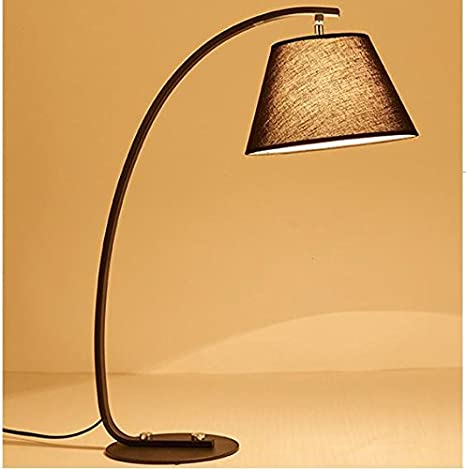 Superbe YanCui@ Lighting Decorative Utility Table Lamp Intelligent Remote Control  LED Eye Protection Table Lamp Can