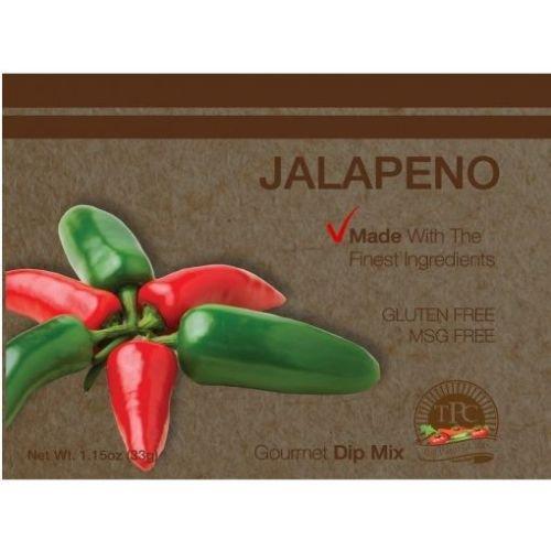 The Pantry Club Jalapeno Gourmet Dip Mix, 1.15 Ounce -- 12 per case.