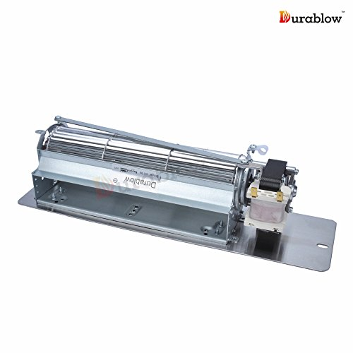 Durablow Mfb007 B Fk24 Replacement Fireplace Blower Fan Kit For Monessen New Ebay