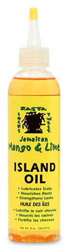 Jamaican Mango Lime Island Oil, 8 oz Pack of 4