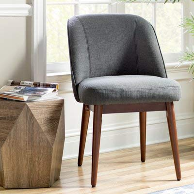 Fine Amazon Com Fabric Accent Chair With Metal Frame Accent Ncnpc Chair Design For Home Ncnpcorg