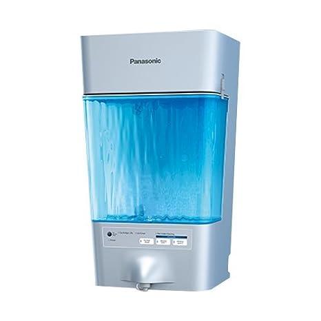 PANASONIC TK-AS80-DA 6-Litre Alkaline, RO + UV Water Purifier Water Coolers, Filters & Cartridges at amazon