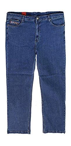Boston - Jeans - Homme -  - Délavé - Taille XXXL