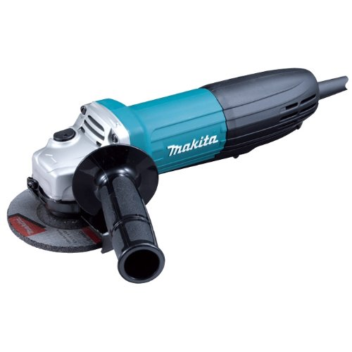 Makita GA4534 4-1 2 Paddle Switch Angle Grinder, with AC Dc Switch