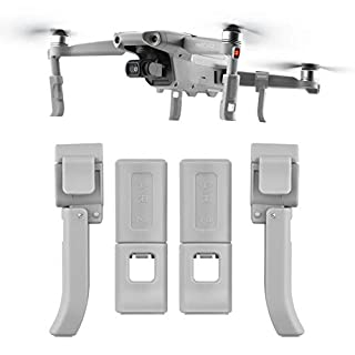 HeiyRC Mavic Air 2 Landing Gear Extensions Drone Height Extender Heightened Protector for DJI Mavic Air 2 Accessory