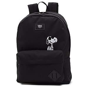 Amazon.com | Vans Peanuts OTW Old Skool II Backpack (Black
