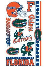 Florida Gators UF NCAA Temporary Tattoos (10 - Mall Floridas