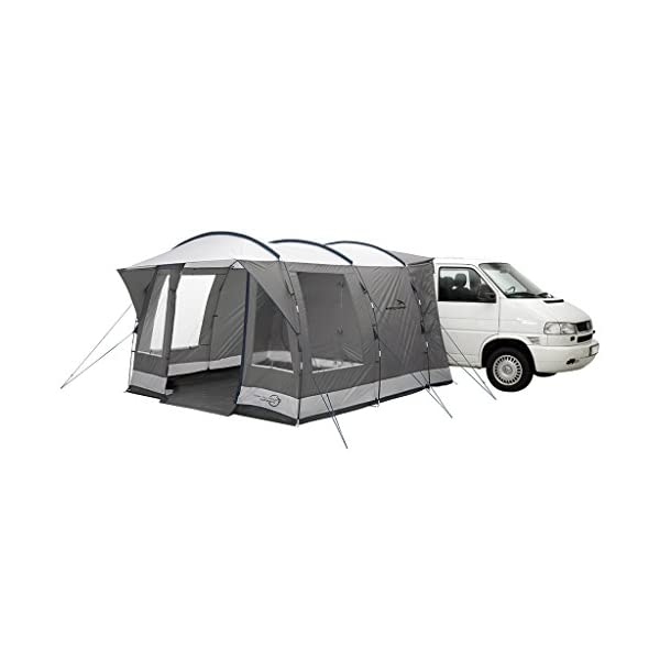 Easycamp Waterproof Wimberly Drive Away Awning Tent, Grey, One Size