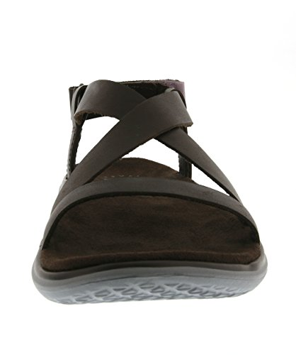 Brown Lux Float Terra Brown Women's Outdoor Livia Lifestyle Sports Teva and Sandal Leather Iq7BcgwWxH