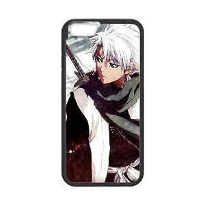 iphone6 plus 5.5 inch phone case Black Bleach YYR8368281