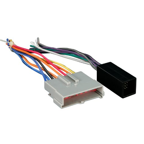 Metra 70-5511 Radio Wiring Harness FD Amp Integration System (Integration Audio)