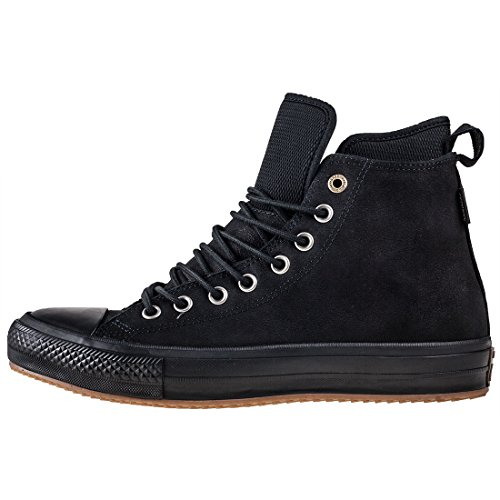 Converse All Star Hi Wp Boot Hombre Zapatillas Gris Black