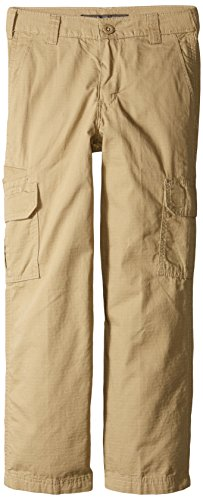 Dickies Big Boys' Ripstop Cargo Pant, Desert Sand, 12 - Kids Cargo Pants