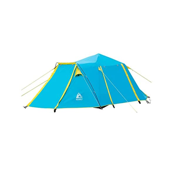 Hengtongtongxun-5-8-People-Instant-Automatic-Pop-up-Tent-Outdoor-Tent-Waterproof-and-Windproof-Easy-to-Install-Suitable-for-Beach-Hiking-Camping-Etc-Materials-Latest-Styles