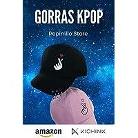 Gorra finger heart KPOP + Envio gratuito