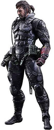 Metal Gear Solid V: The Phantom Pain Venom Snake Sneaking Suit Version Play Arts Kai Action Figure