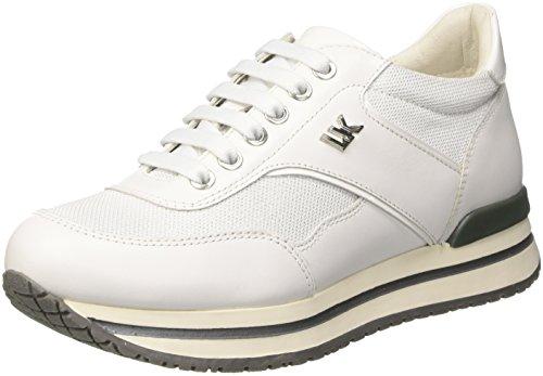 Lumberjack Zapatillas Ca001 Para white Blanco Like Mujer PHArznPq