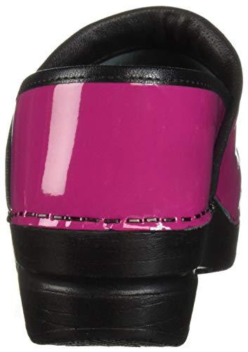 Sanita Wide Pro Patent Women's Original Clog Fuchsia Pq1rPwnga