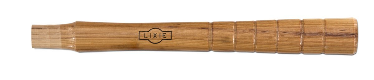 Lixie E HANDLE - Hickory Replacement Handle for Model E Bronze Hammer