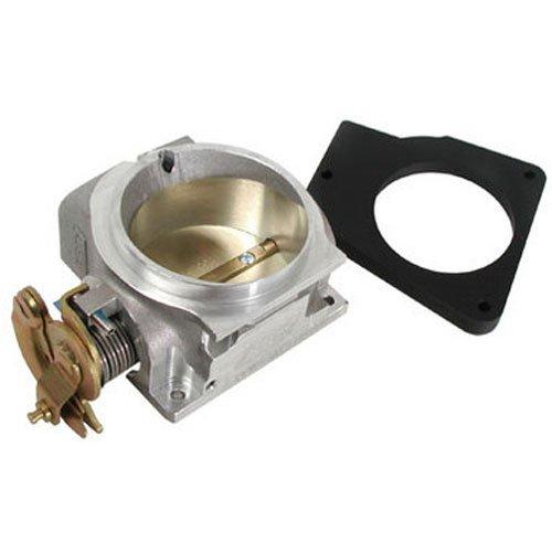 BBK 1710 80mm Throttle Body – High Flow Power Plus Series GM Vortec 305, 350, 454