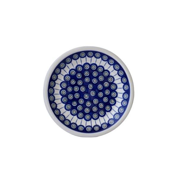 Boleslawiec Pottery Assiette en céramique de Boleslawiec Motif 8