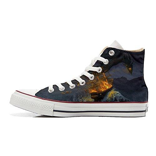 Converse All Star zapatos personalizados (Producto Artesano) Videogame
