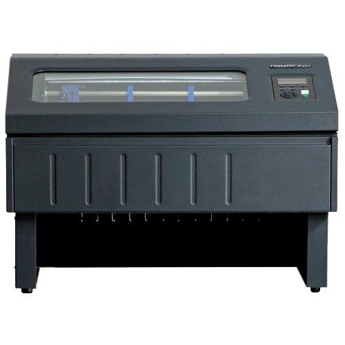 Printronix P8T10-0100-000 LINE MATRIX IMPACT 1000LPM TABLETOP AMERICAS LP+ FOR ALL (Line Impact Printer)