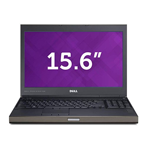 Dell Precision M4700 Intel Quad Core i7 Processor 32GB RAM 1TB SSD Drive 15.6 1920x1080 Full HD LED Screen nVidia Quadro with 2GB Dedicated Memory Video Card DVDRW Windows 7 Professional