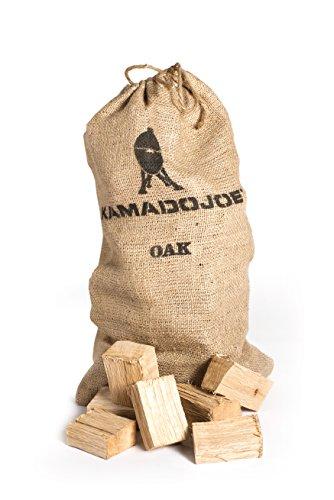 Dry 10 Lb Bag - Kamado Joe KJ-WCHUNKSO Oak Chunks