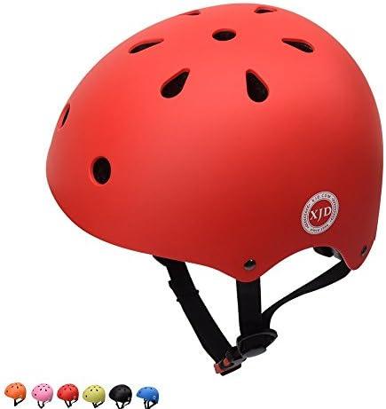 [スポンサー プロダクト]XJD ヘルメット こども用 幼児 子供 軽量 通気性 スポーツ ヘルメット 自転車 サイクリング 通学 スキー バイク スケートボード 保護用ヘルメット
