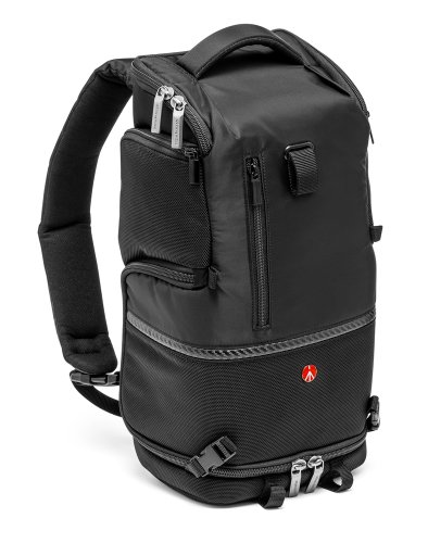 Manfrotto MB MA-BP-TS Advanced Tri Backpack, Small Black