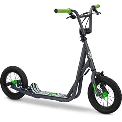 "Mongoose 2016 Expo Scooter, 12"", Gray (Gray) : Sports & Outdoors"
