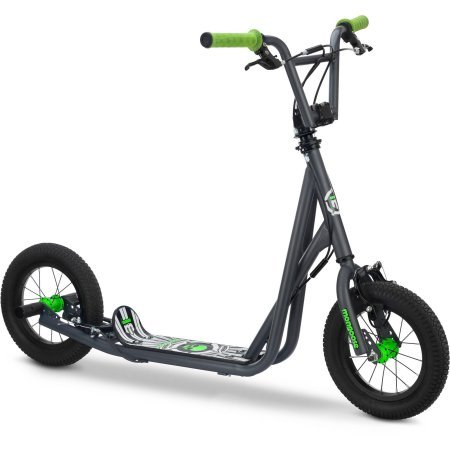 Mongoose 2016 Expo Scooter, 12'', Gray (Gray)