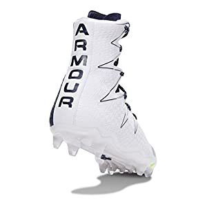 Under Armour Men's UA Highlight MC Football Cleats 9 White